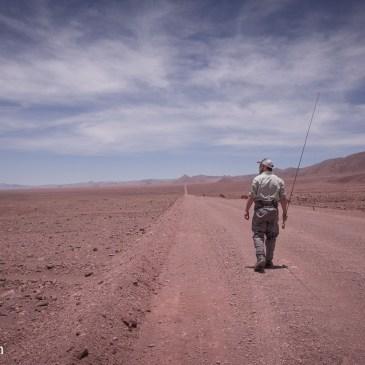 Photography in the Atacama Desert