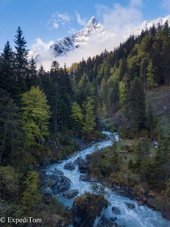 Fly Fishing the Swiss Alps