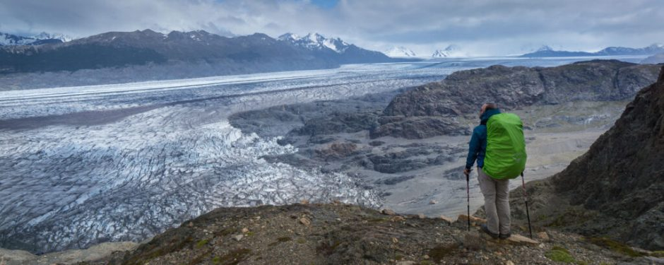 Epic journey along the Southern Patagonian Icefield: Huemul Trek Rewind 2018 Trekking TrekkerTom