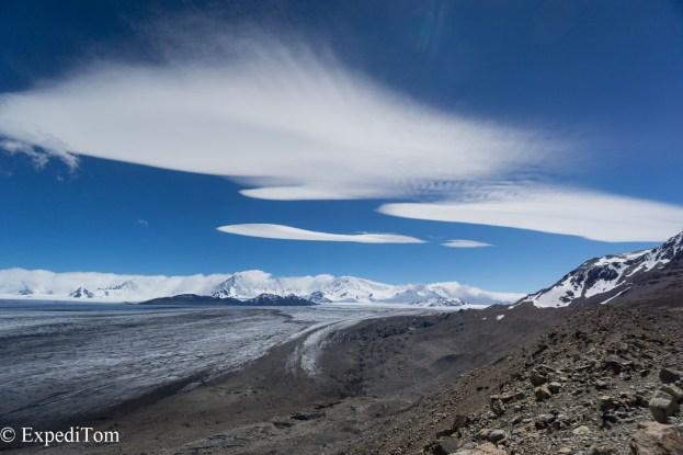 Paso de Huemul Huemul Trek 2018 Southern Patagonian Icefield Campo de Hielo Sur