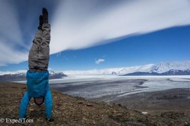 Paso del Viento Huemul Trek 2018 Southern Patagonian Icefield Campo de Hielo Sur (2)