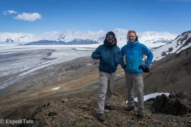 Paso del Viento Huemul Trek 2018 Southern Patagonian Icefield Campo de Hielo Sur