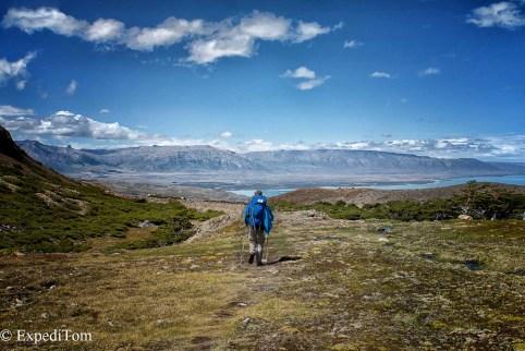 Step by step hiking the Huemul Trek 2018