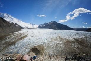 glacier huemul trek Huemul Trek 2018