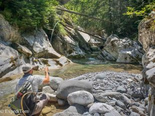 Birthday Fly Fishing Swiss Alps Bernese Mountain Creeks (32)
