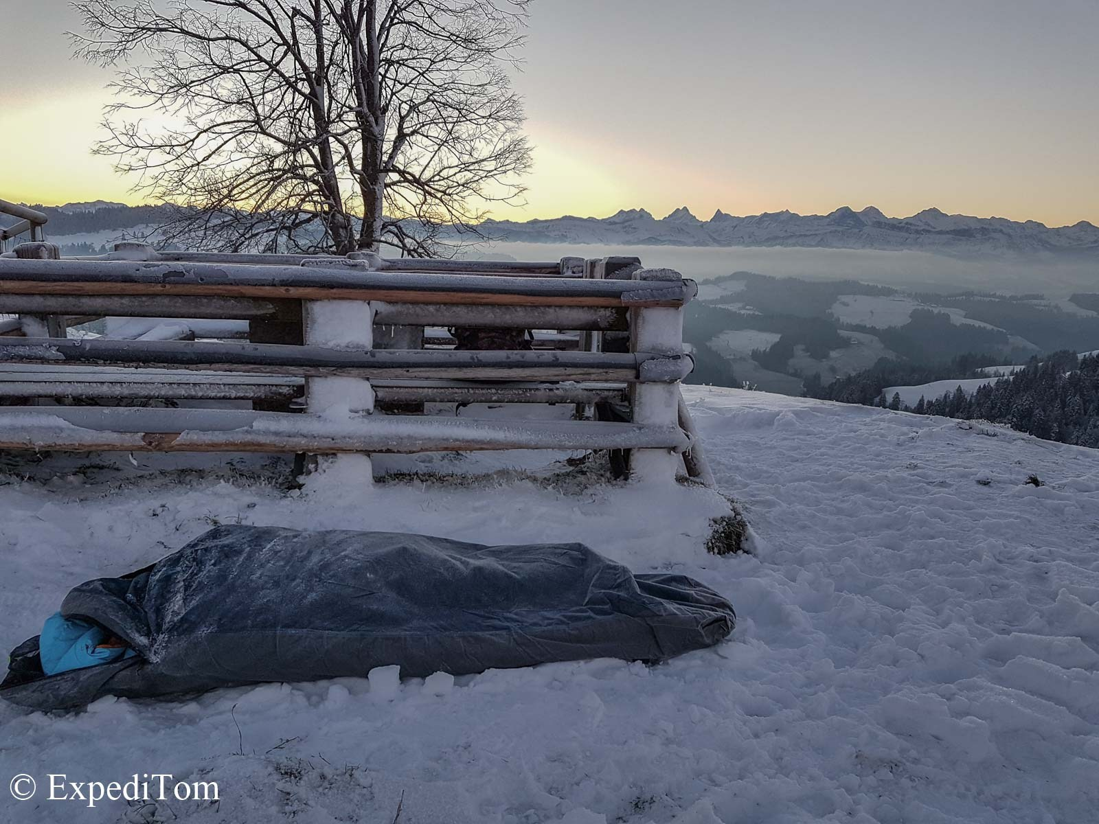 What to Look for in a Winter Sleeping Bag Part 1