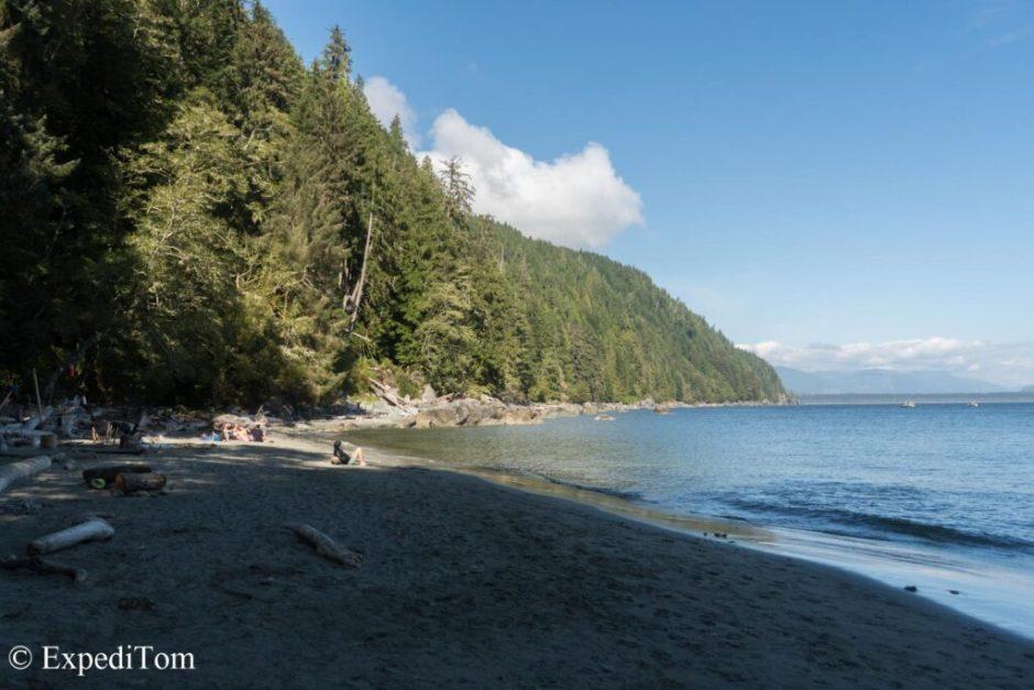 Trasher's Cove West Coast Trail