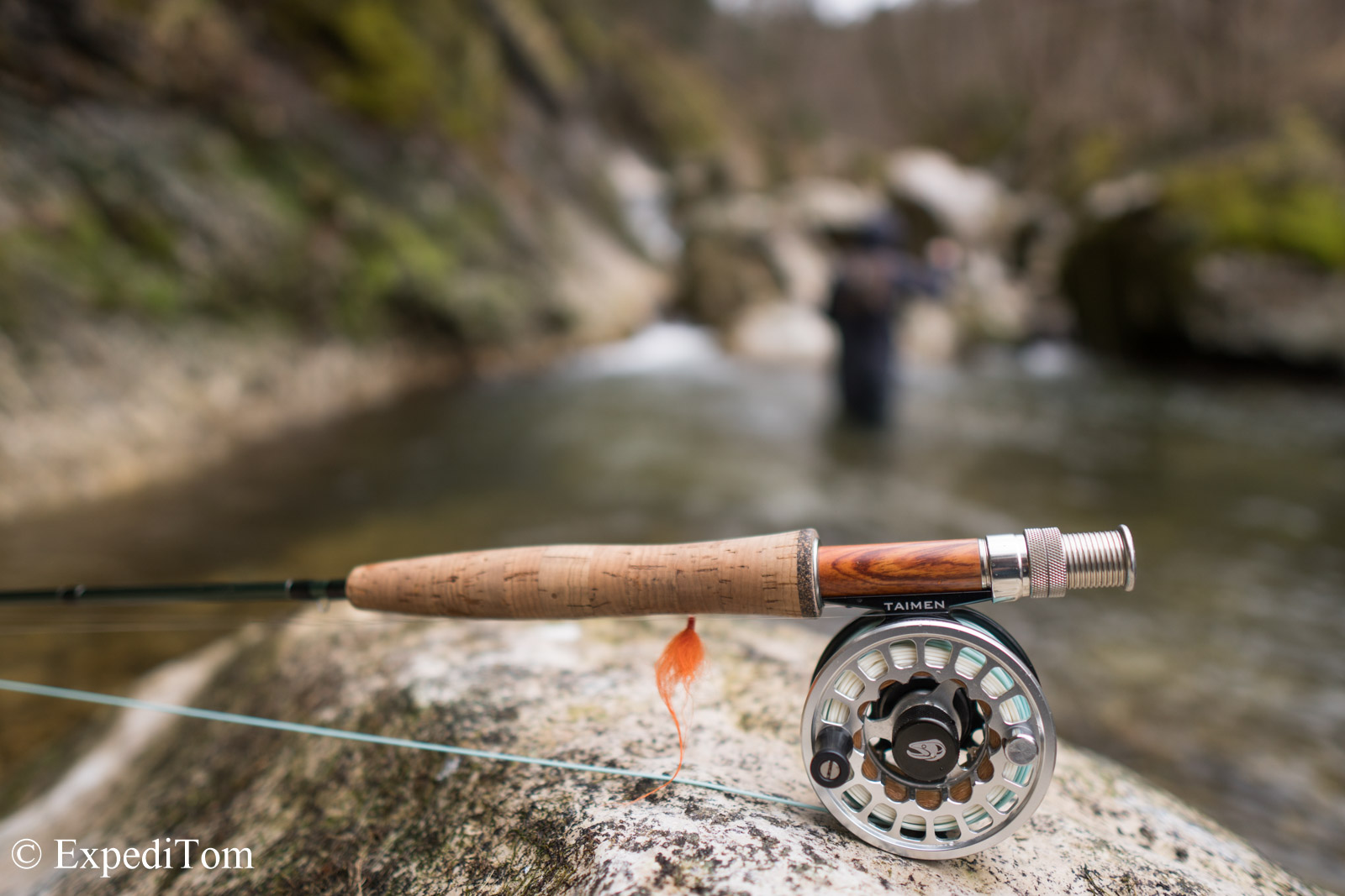 Fly Fishing Gear for Trout in Switzerland