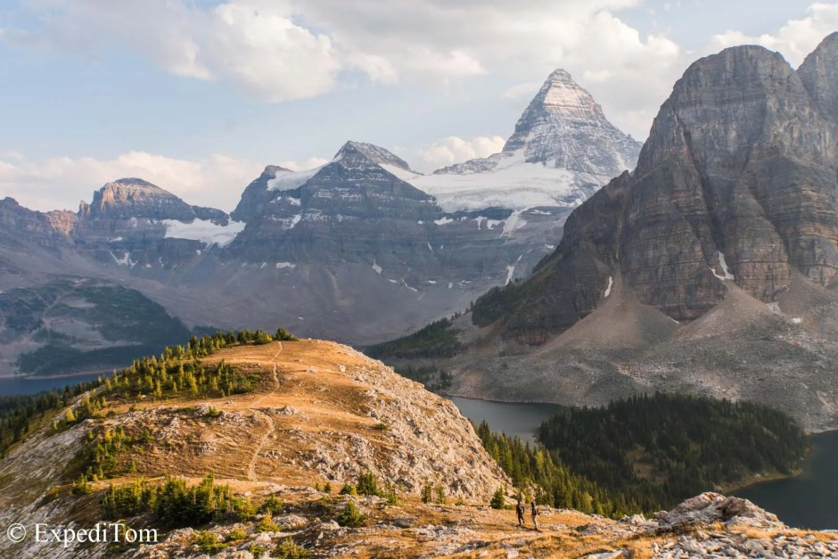 Mount Assiniboine Provincial Park - Matterhorn of the Rockies