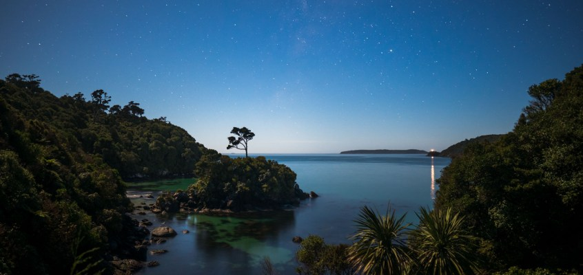36 Hours on Stewart Island during off-season