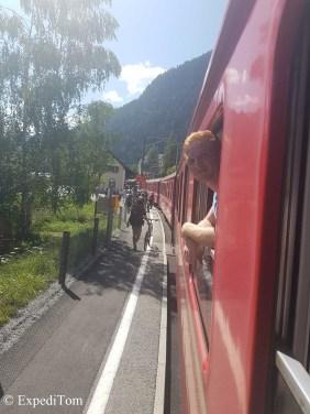 Rhaetian Railways