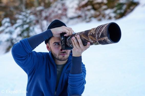 Fellow Photographer Harry