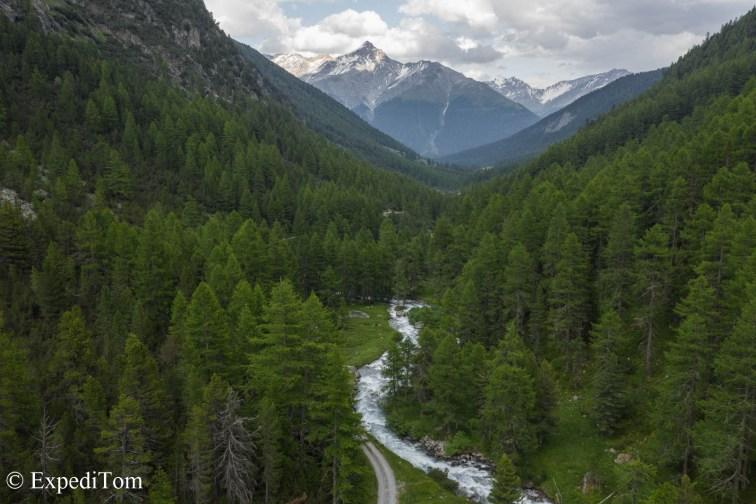 Stunning valleys