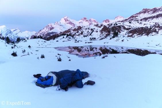 Winter Bivouac