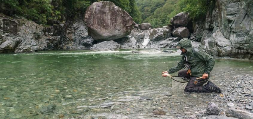Fly Fishing in Ticino: Grotto e Fario