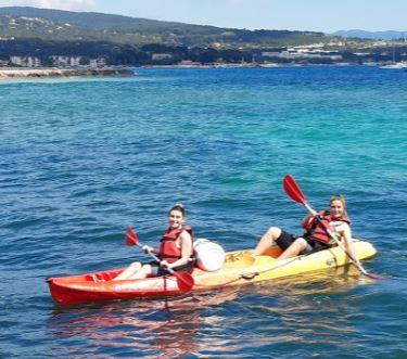 Séminaires Activités CSE Canoë-Kayak La Londe SUP Paddle Bormes les Mimosas Le Lavandou Cavalaire La Croix Valmer Ramatuelle Saint Tropez