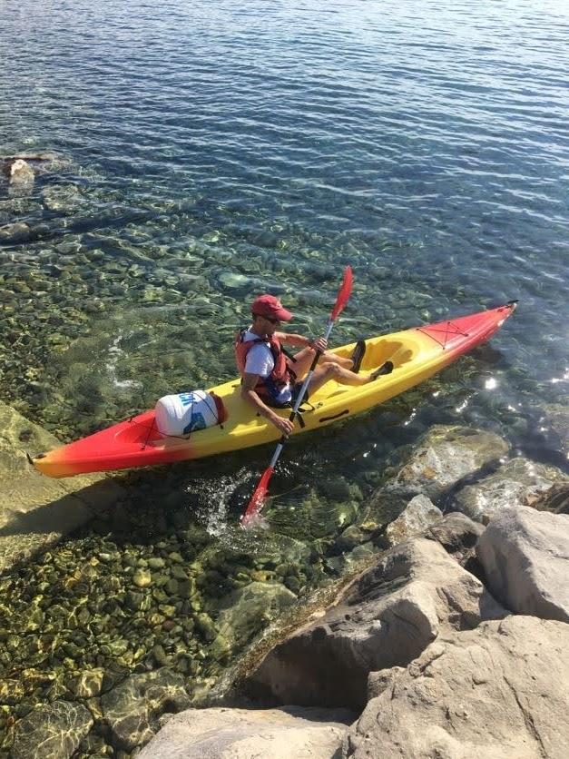 Location Guidée Canoë-Kayak Calanques Marseille Cassis La Ciotat Bandol Sanary Six Fours Toulon
