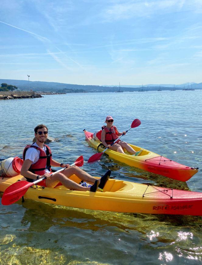 2021-06-012 Location kayak paddle sortie encadrée calanques de la ciotat