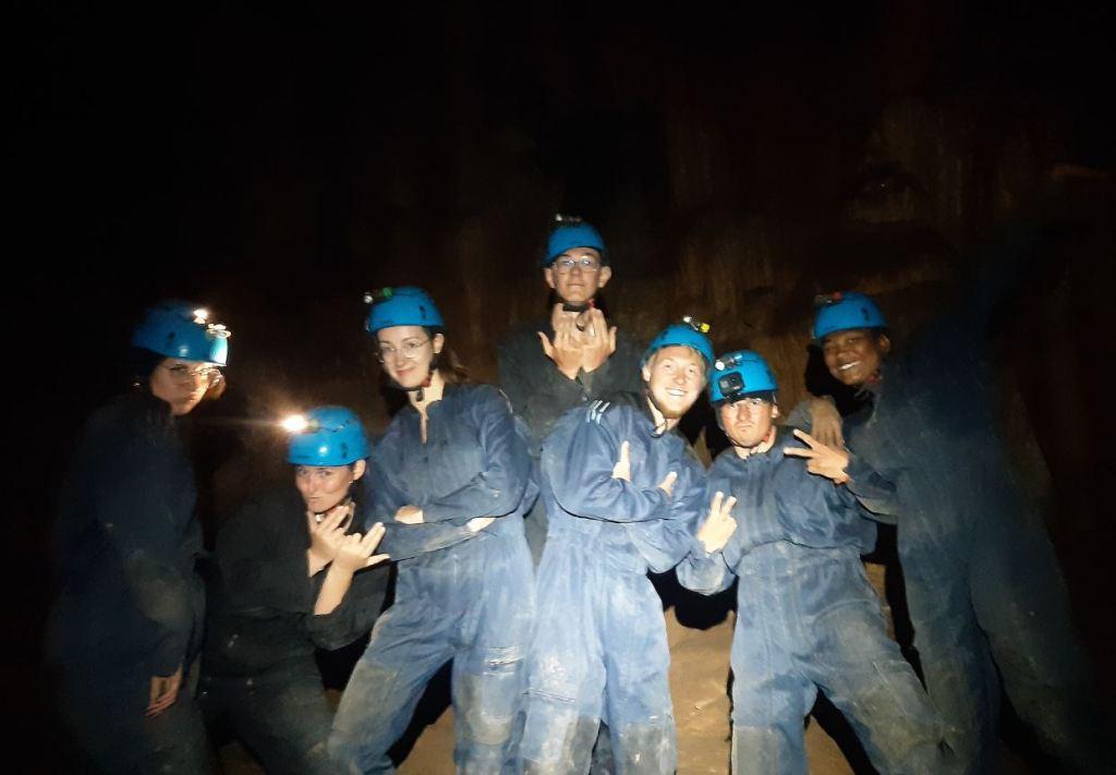 2021-07-02 sortie encadrée spéleologie grotte du vieux mounoi