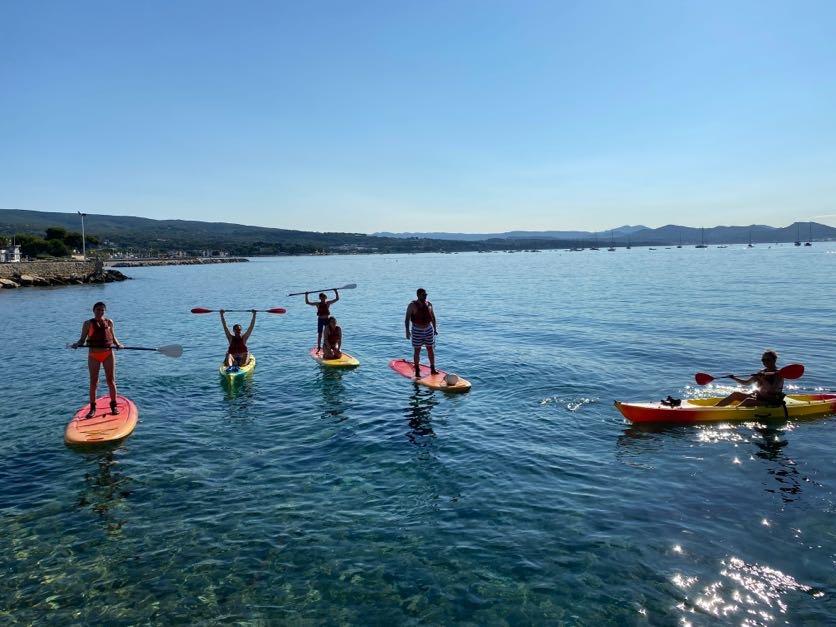2021-08-09 Location kayak paddle encadrement calanques de La Ciotat