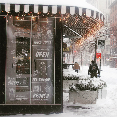 experience new york sous la neige