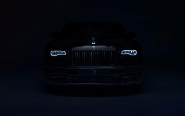 Rolls Royce Black Badge Wraith Experience Abu Dhabi