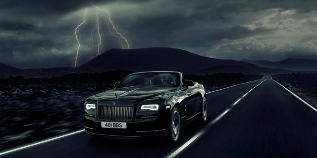 Rolls Royce Dwan Experience Abu Dhabi