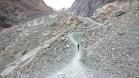 Franz Josef glacier valley walkway