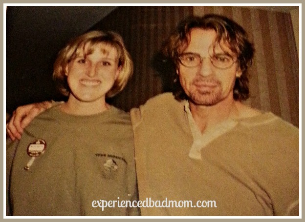 Meeting Rick Springfield