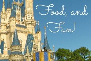 Disney World Rides, Food and Fun