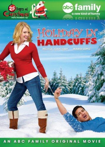 Check out these lesser known Christmas movies to enjoy, like Holiday in Handcuffs.