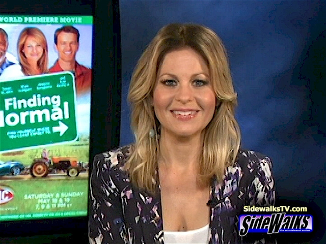 Candace Cameron Bure is one of five celebrity moms of tweens and teens who should blog.