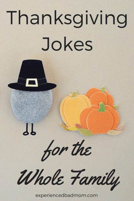 Here are funny, cute Thanksgiving jokes that the whole family can enjoy.