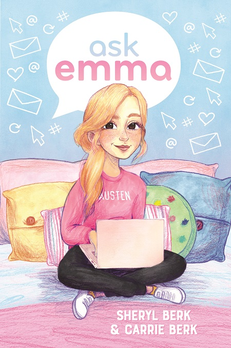 All About Ask Emma, a new book for tween readers.
