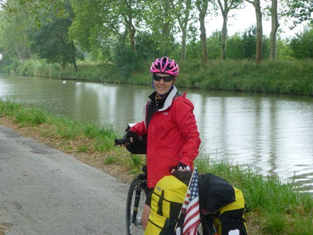 Along the Canal du Midi
