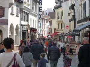 Streets of Saint-Jean-de-Luz