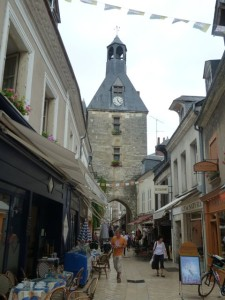 Streets of Amboise