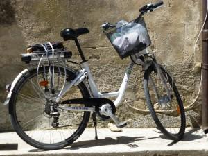 My Sun-e-Bike