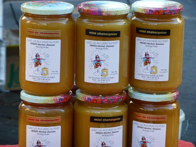 Honey thicker than butter