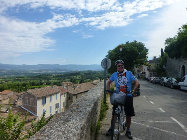 Who knew that exploring Provence on an e-bike could be so much fun!
