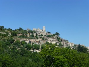 Hill towns of Provence