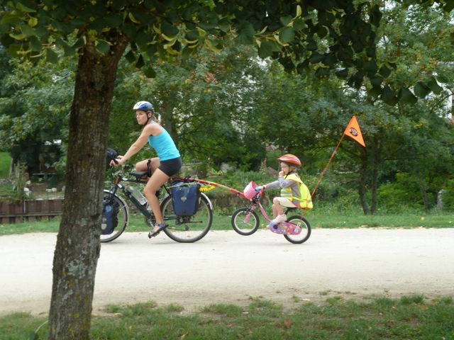 The Loire is perfect for families