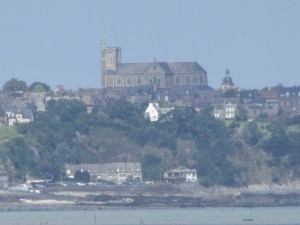 First view of Cancale