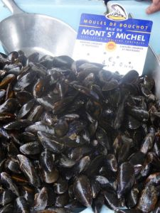 Bouchot moules were definitely my favorite of the trip