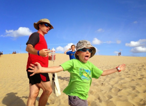 La Dune du Pyla, what's not to love?