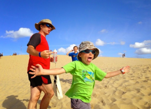 La Dune du Pyla, what's not to love?