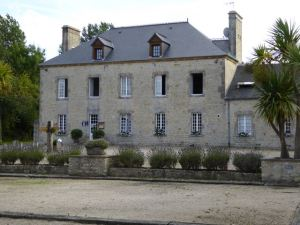 Main entrance to Le Grand Hard