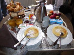 Breakfast at Symphonie des Sens