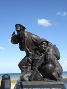Enjoy visiting the D-Day Beaches before heading south along la Velo Francette