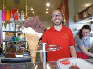Or an ice cream cone for 1.50€